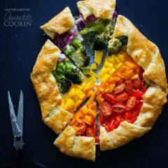 Una porción de pizza