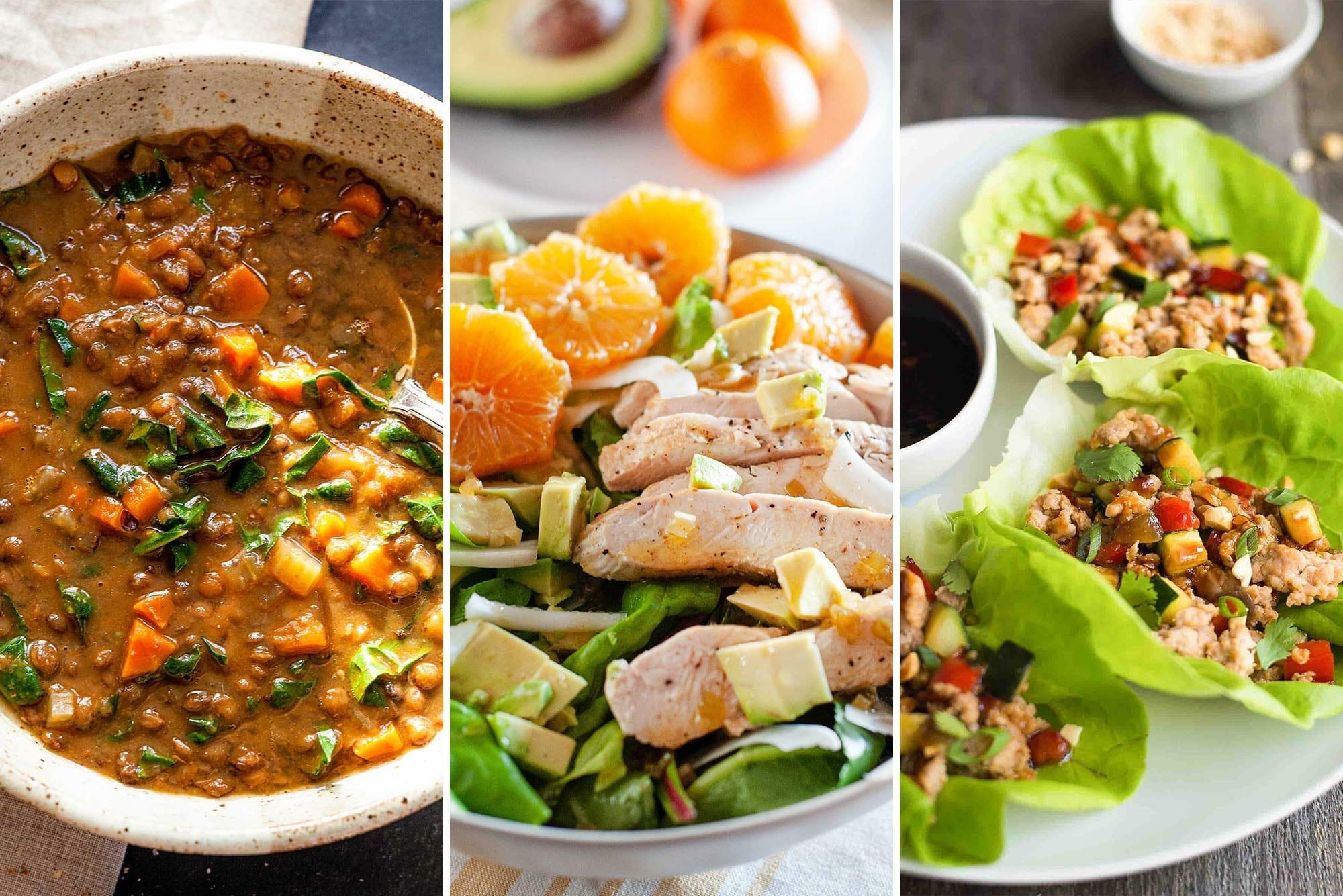5 almuerzos fáciles de preparar con anticipación para el hogar familiar durante las vacaciones