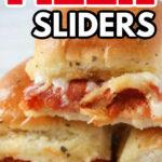 imagen de pasador de deslizadores de pizza