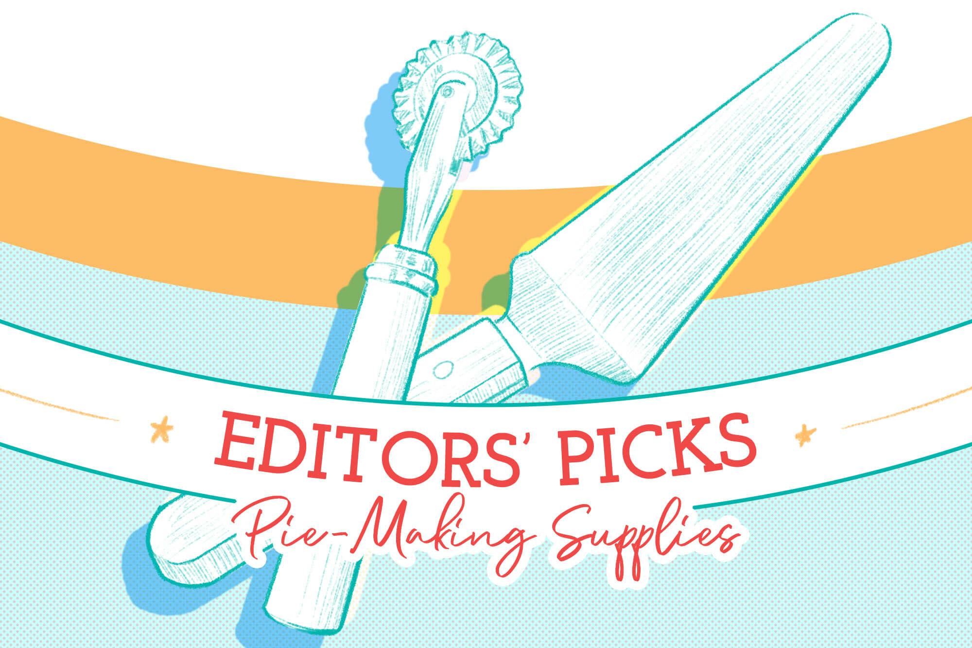 Elecciones de los editores: suministros para hacer pasteles