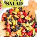 imagen de pin de ensalada de frutas
