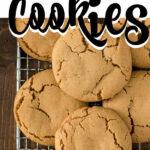 imagen de pin de galletas de jengibre