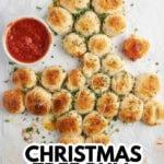 árbol de navidad, separar, pan, pin, imagen