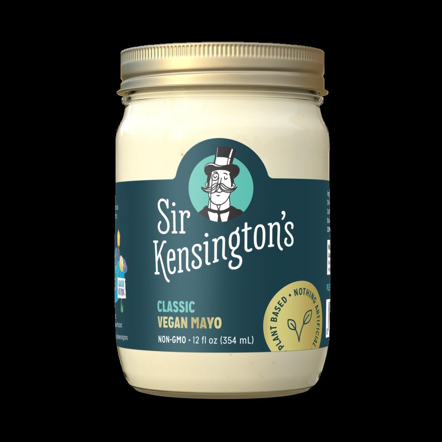 Una cosa simplemente fabulosa: la mayonesa vegana clásica de Sir Kensington